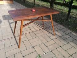 Retro csehszlovák asztal dohányzó,kávézó minimál  mid century retro vintage loft nagyon jo dizájn
