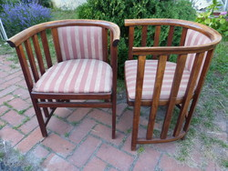2 db Sellaton-Thonet szék.