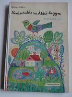 Kovács Klára: Kirándulás az Ábécé-hegyre - régi mesekönyv Reich Károly rajzaival (1972)
