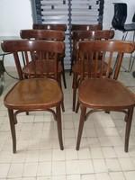 6 db thonet szék