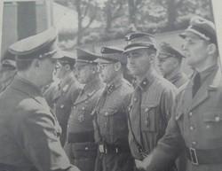 Ritka II. világháborús eredeti újság JB Jllustrierter Beobachter -5-