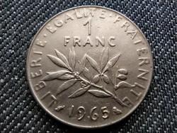 Franciaország 1 frank 1965 (id29016)