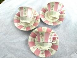 Bieder teás csészék