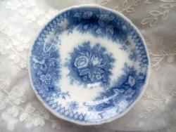 Antik fajansz Hardmuth tányér