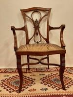 2 db Thonet szék, karosszék