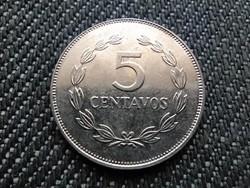 Salvador 5 centavo 1993 (id36491)