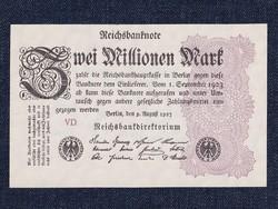 Németország Weimari Köztársaság (1919-1933) papír 2000000 Márka bankjegy 1923 (id11760)