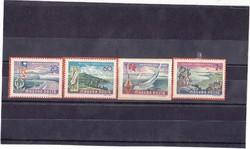 Magyarország forgalmi bélyegek-sor 1968
