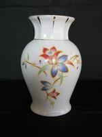 Zsolnay porcelán váza