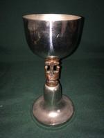 Muharos Lajos bronz-nikkel kupa