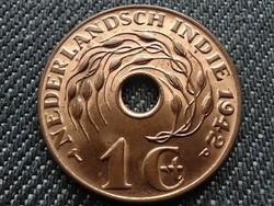 Holland Kelet India I. Vilma (1890-1948) 1 Cent 1942 P (id30859)