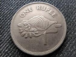 Seychelle-szigetek kagyló 1 rúpia 1982 (id30238)