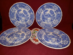 196 4 db Villeroy & Boch Burgenland lapos tányér 24 cm