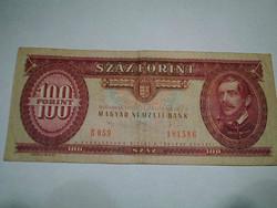 100 FORINTOS PAPIRPÉNZ 1992 JANUÁR 15
