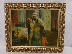Márk Lajos festmény