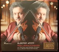 ROBY LAKATOS & LAKATOS ENSEMBLE : KLEZMER KARMA   - CD