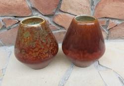 Gránit 19.5 cm magas váza,vázák, nosztalgia darabok ,gyűjtői
