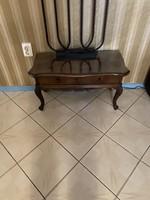 Barokk konzol asztal