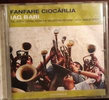 FANFARE CIOCARLIA   IAG BARI     CD
