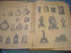 N10  1851-es Kastély felújításhoz katalógus 13209 db tétel Bútor,órák,ékszerláncok 2.sorozat
