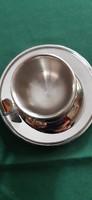Fém kávés pohár