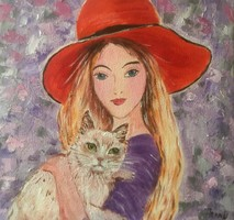 Hepp Natália: Kedves cicám