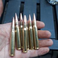 Amerikai 30-06 lőszerek hatástalanítva. 1 db