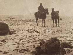 Régi képeslap Weltkrieg 1914 K.u.K bélyegzős levelezőlap