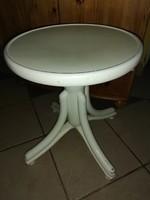Thonet stílusú zongoraszék / magasságállítós szék