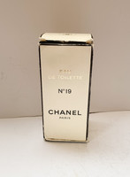 Régi CHANEL No.19 Eau de Toilette 118ml!