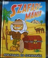 Szafari mánia, sivatagok és szavannák,  üres gyűjtő album