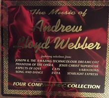 4 db-os Webber Cd.