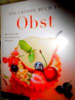 ---Gyümölcsök-Német nyelvű  nagyméretű igényes könyv ( szakácskönyv)