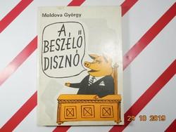 Moldova György : A beszélő disznó