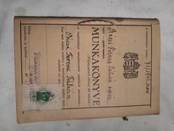 Munkakönyv 1943, Hegyeshalom
