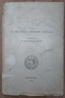 IMIT ÉVKÖNYV  -  ZSIDÓ ÉVKÖNY  1938   - JUDAIKA