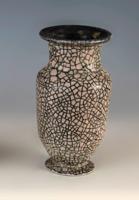 Gorka Géza fehér váza