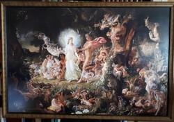Sir Joseph Noel Paton: The Quarrel of Oberon and Titania