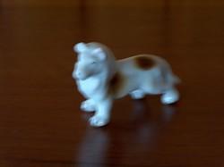 Kis porcelán kutya, kutyus