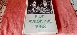 Fiúk évkönyve 1968.
