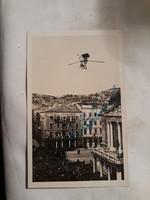 1931 , Ritka dedikált képeslap ( Strohschneider Artur, Budapesten)