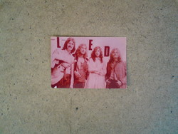 Színész, énekes fotók- Trafik képek - LED ZEPPELIN zenekar 1970
