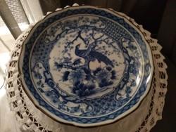 Antik japán porcelán tányér