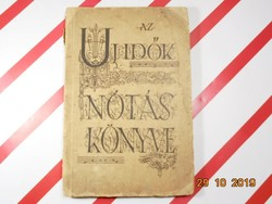 Az Új Idők nótáskönyve - 1933-as kiadás