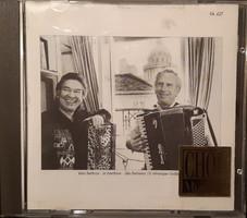 ILDO PATRIARCA & RAUL BARBOZA   CD