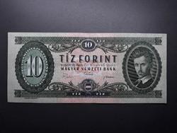 10 Forint 1969 papírpénz - Régi, retró tíz ft-os bankjegy eladó