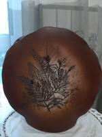 Zsürizett SzT Szemereki Teréz kortárs  művész kerámia váza