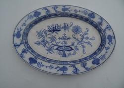 Villeroy & Boch Dresden Germany hagymamintás porcelán kínáló