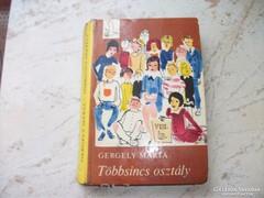 Gergely Márta: Többsincs Osztály  1968-as kiadás