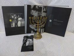 Képek a szombathelyi zsidóság történetéből.